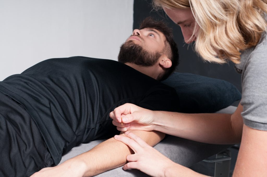 Dry needling, epicondylitis lateralis, elleboog klachten