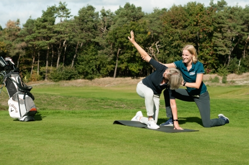 Thoracale rotatie, flexibiliteit, yoga